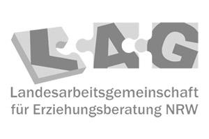 Logo Landearbeitsgemeinschaft für Erziehungsberatung NRW